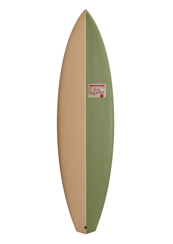 Diamond Tail 6' 8""