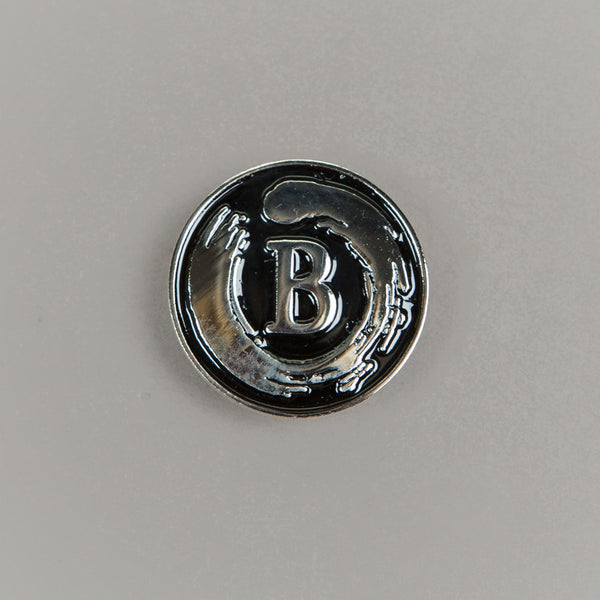 BEINGHUNTED - STROKE LOGO PIN