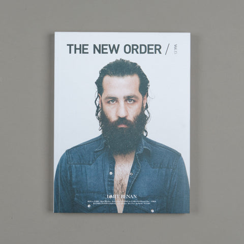 THE NEW ORDER - VOL.15