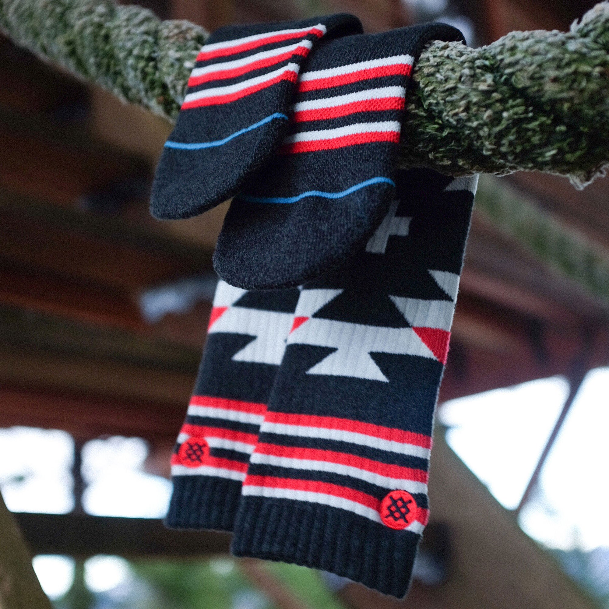 stance socks fish creek