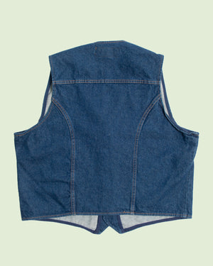 Wrangler Denim Vest (XL)