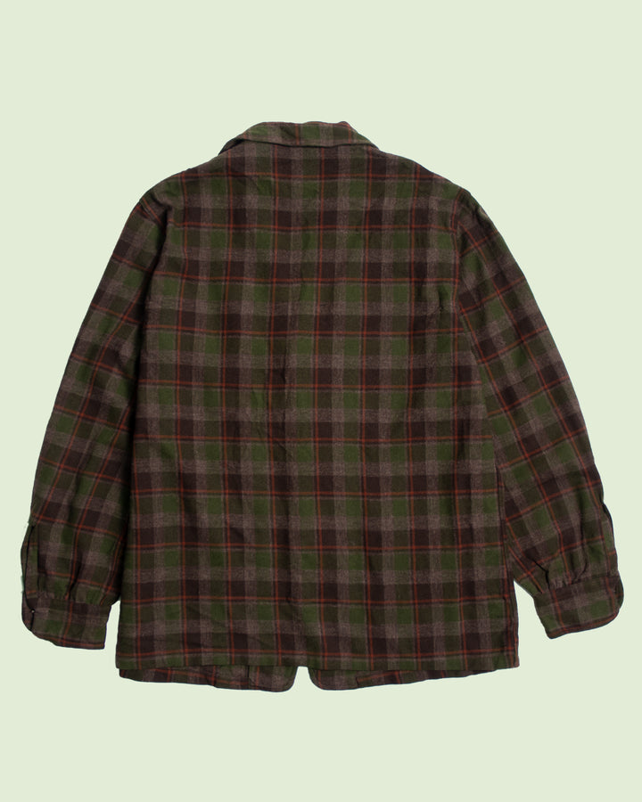 Pendleton 49er Jacket Brown Green (L)