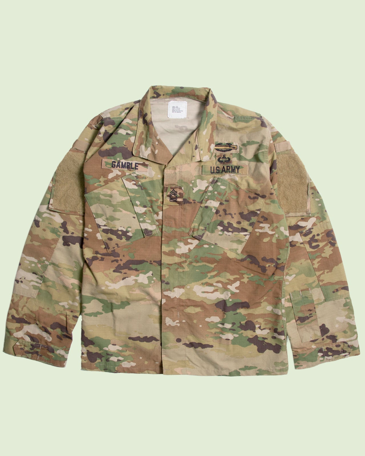 US Army Multicam Jacket (XL)