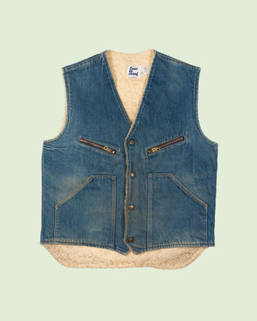 Come on Strong Sherpa Vest (L)