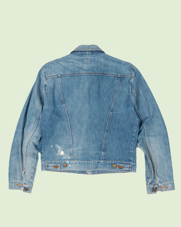 Vintage Wrangler Basic Denim Jacket (M)