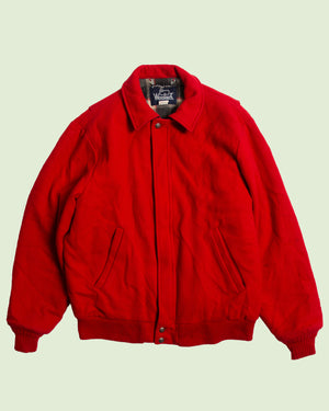 Woolrich Bomber Red (L)