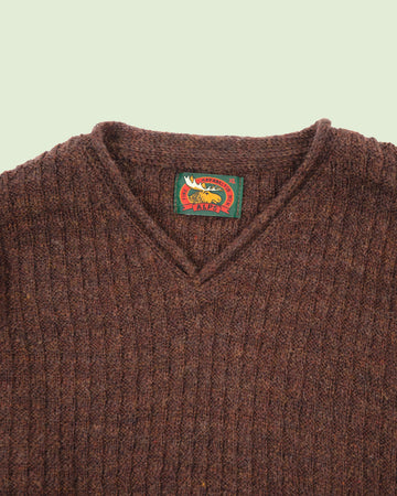 Alps Knitted Sweater (XL)
