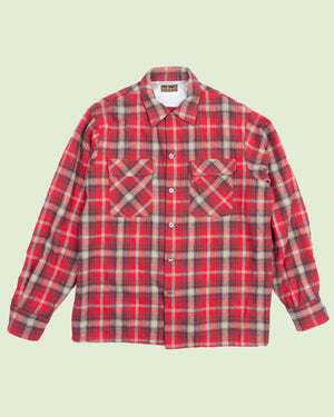 Levi's LVC Wool Checkered Shirt (L)