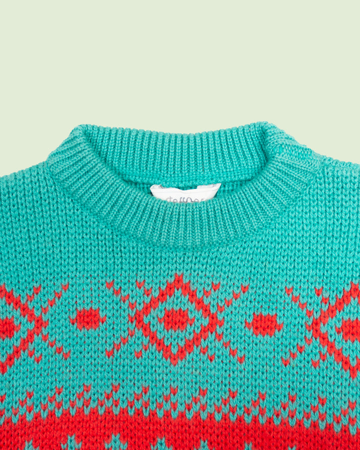 Steffner Knitted Sweater (XL)