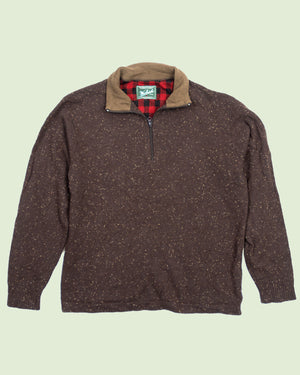 Woolrich Brown Mix Sweater (M)