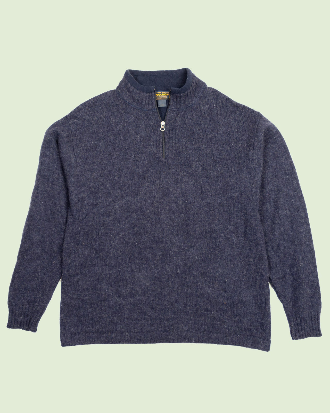 Woolrich Blue Sweater (XL)