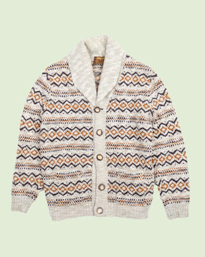 Tundra Knitted Cardigan (M)