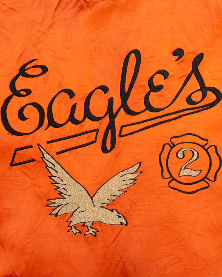 Eagles Revirsible Varsity Jacket (S/M)