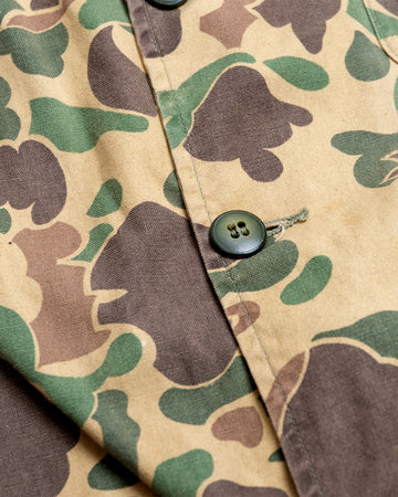 Duck Hunter Camo Jacket (L)