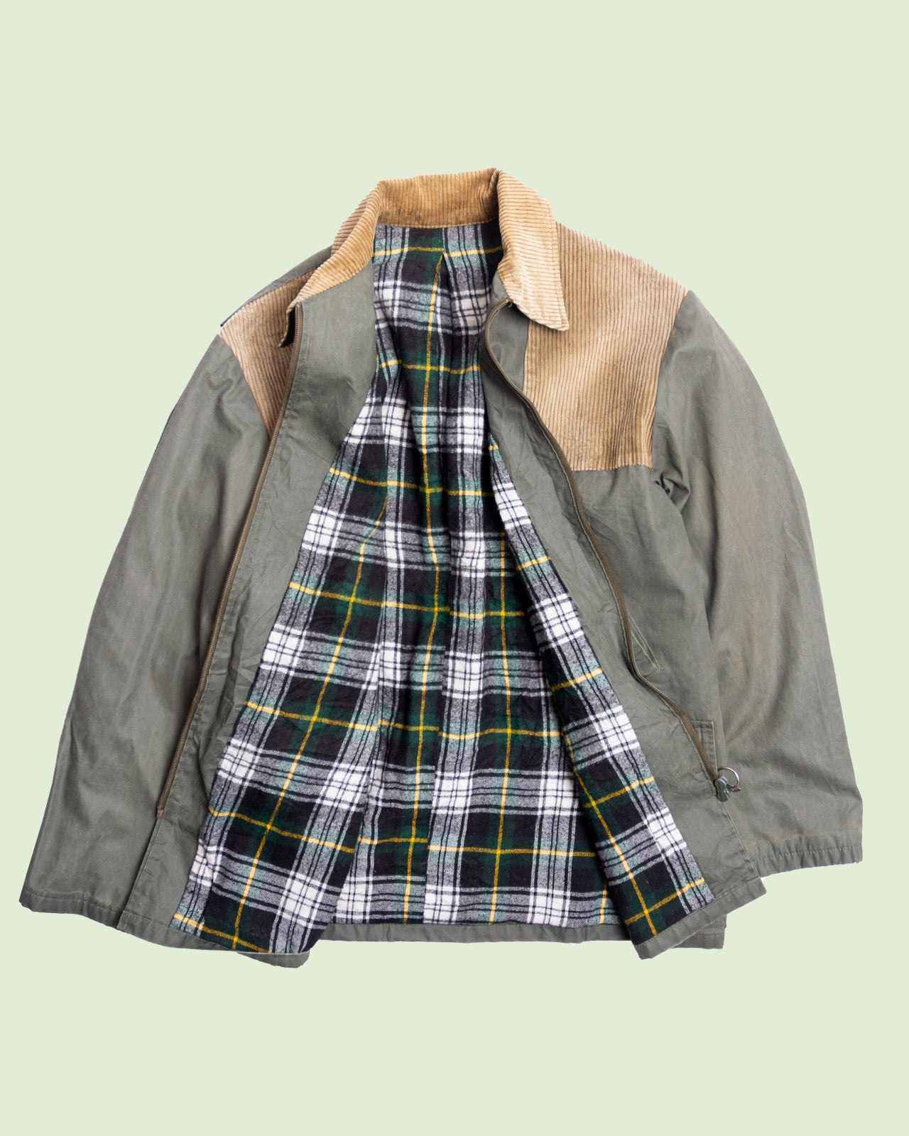 French Green Hunting Jacket (M)