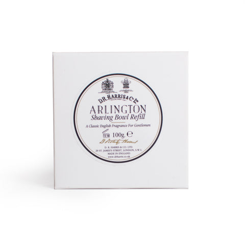 DR Harris Arlington Shaving Soap Refill