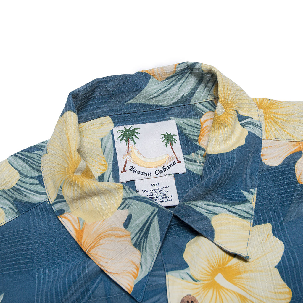 Banana Cabana Hawaii Shirt