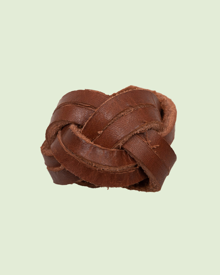 Bandana Ring Brown