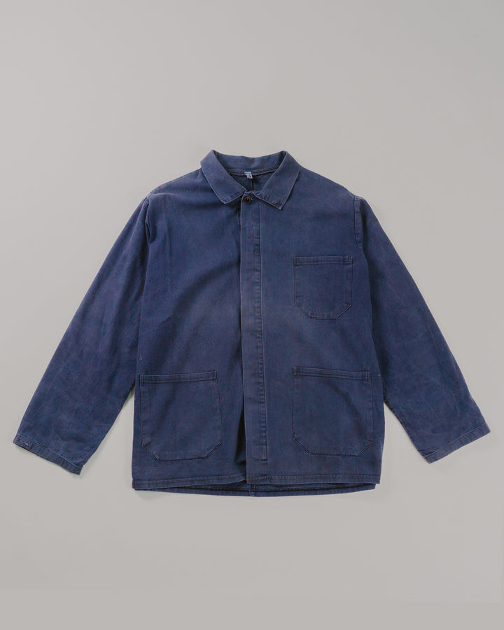Blue Workers Jacket HBT