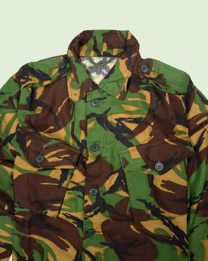 British Tropical Camo Jacket