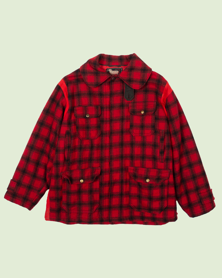 Woolrich Checkered Hunting Jacket (XL)