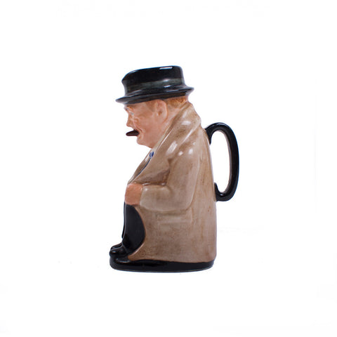 Churchill toby Jug