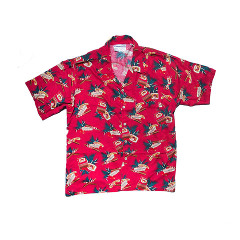 Cigar's Hawaii Shirt