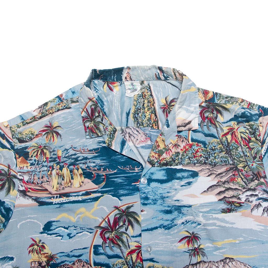 Classic Hawaii Shirt