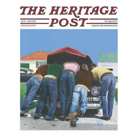 The Heritage Post No. 21