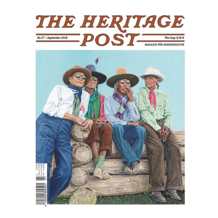 The Heritage Post #27