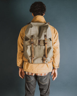 Swiss Army Salt and Pepper Backpack