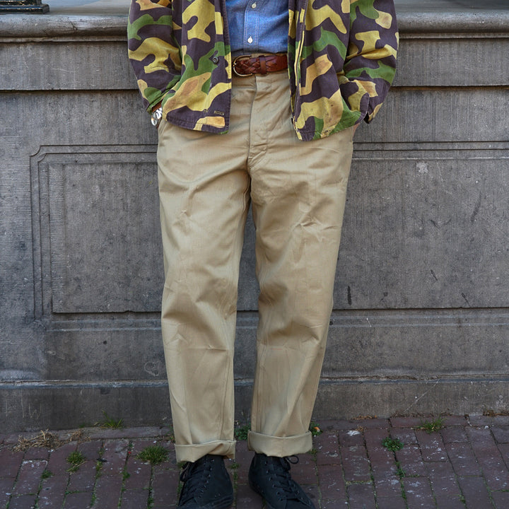 French Army Chino