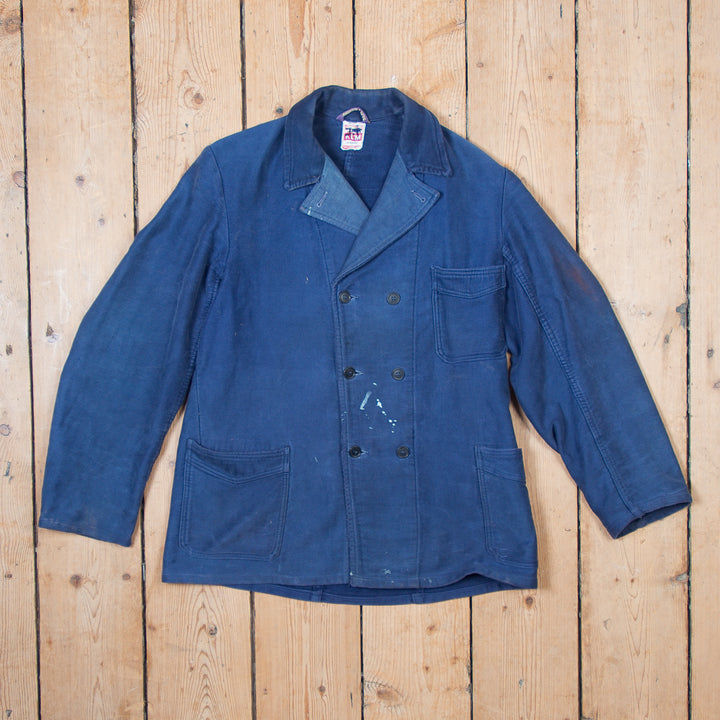 Dutch Moleskin Work Jacket