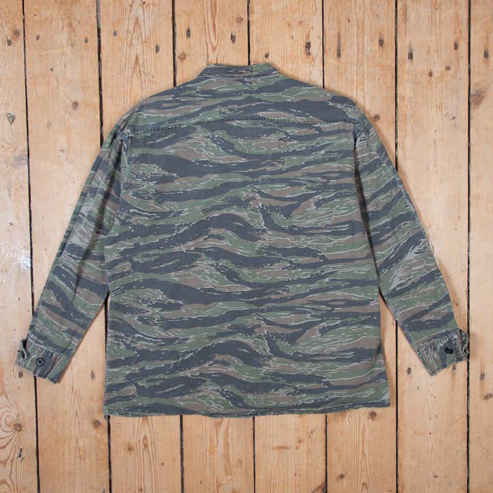 Tiger Stripe Jungle Jacket