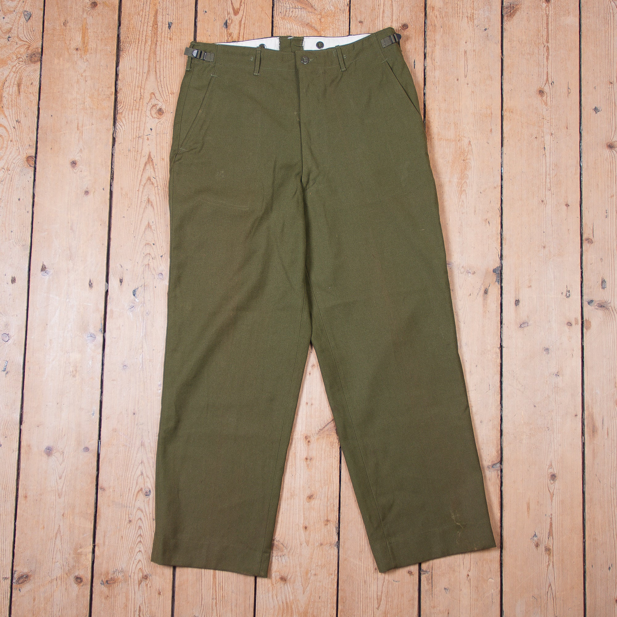 M-51 Wool Field Trousers