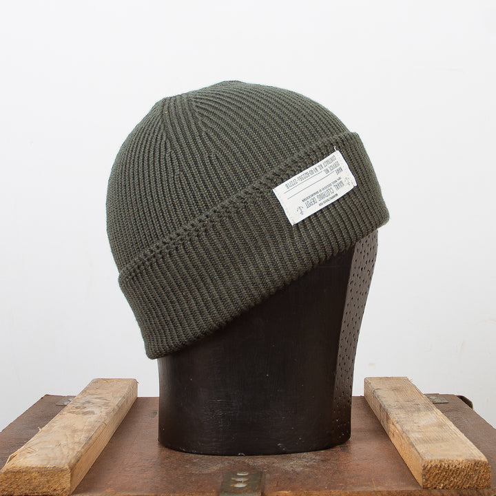 1944 USN Watch Hat Olive