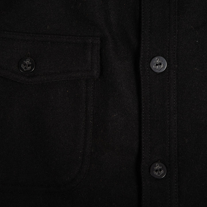 1943 CPO Shirt Black