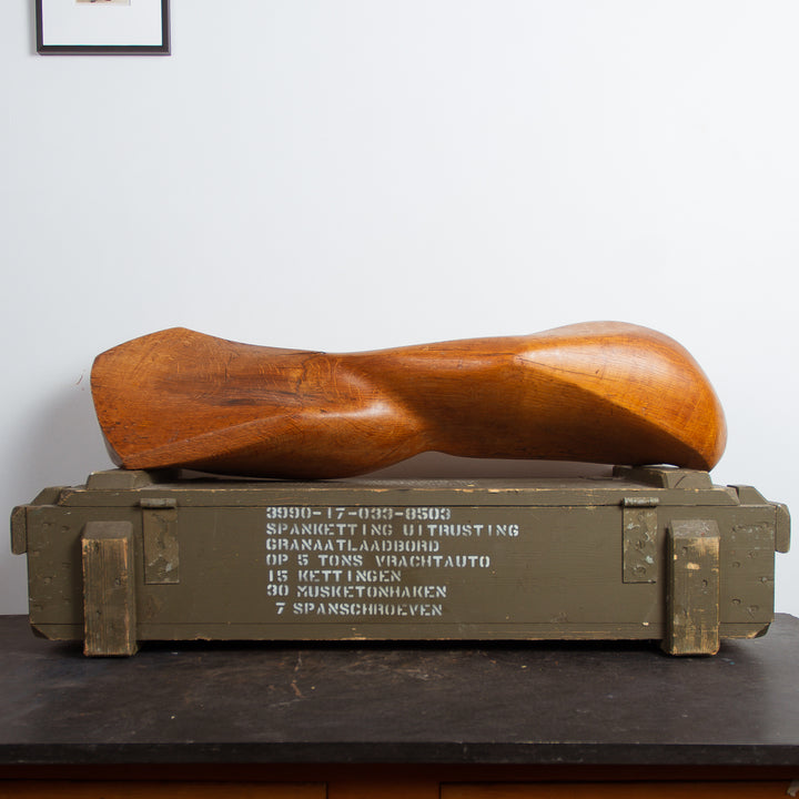 Hardwood Sculpture