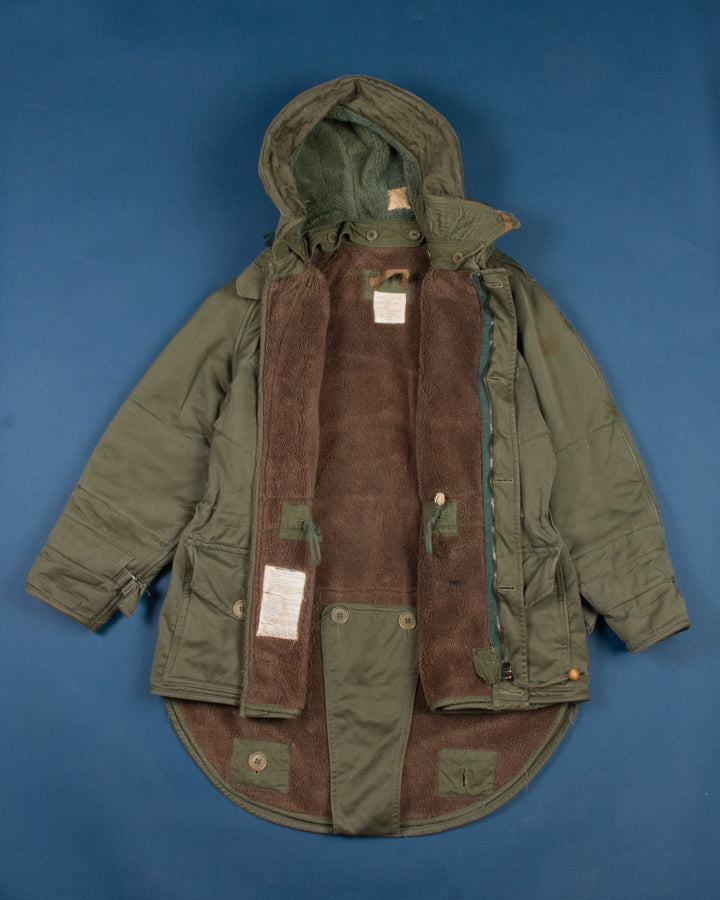 British Middle Parka 1953