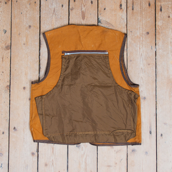 Saftbak Hunting Vest Brown