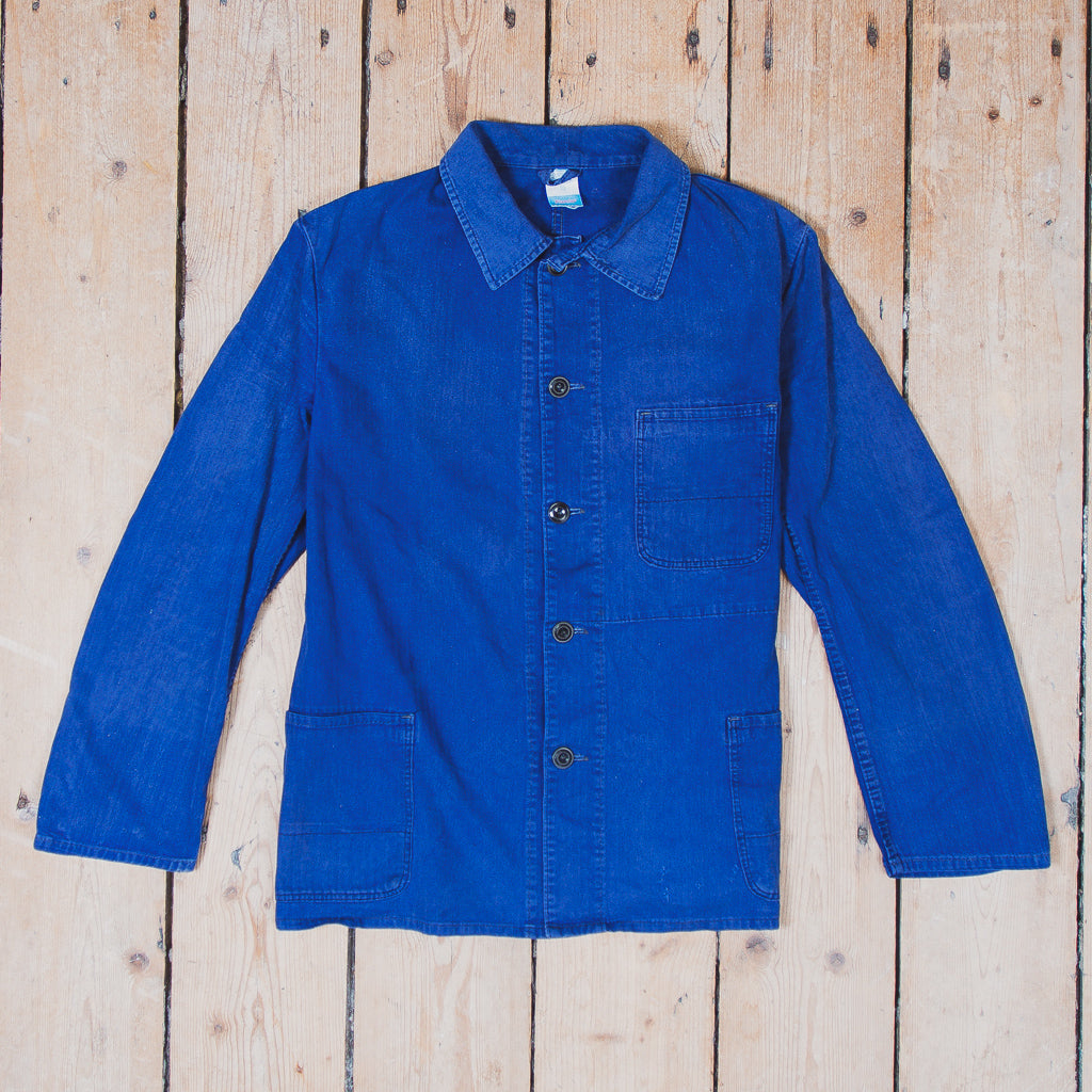 Blue Workers Jacket HBT No. 1