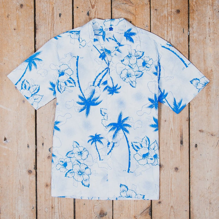 97dc9c380 Hilo Hattie Hawaii Shirt Blue – Concrete Matter