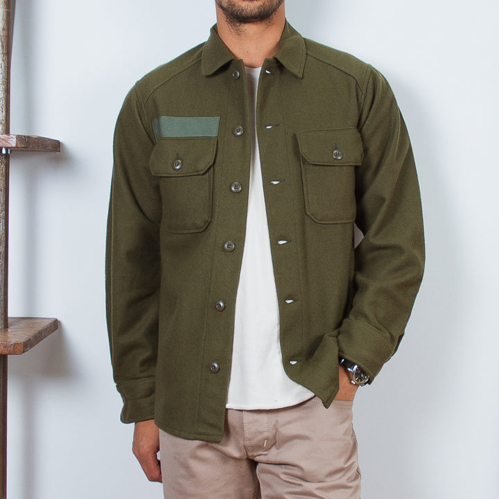 U.S. Army Wool/Nylon Shirt