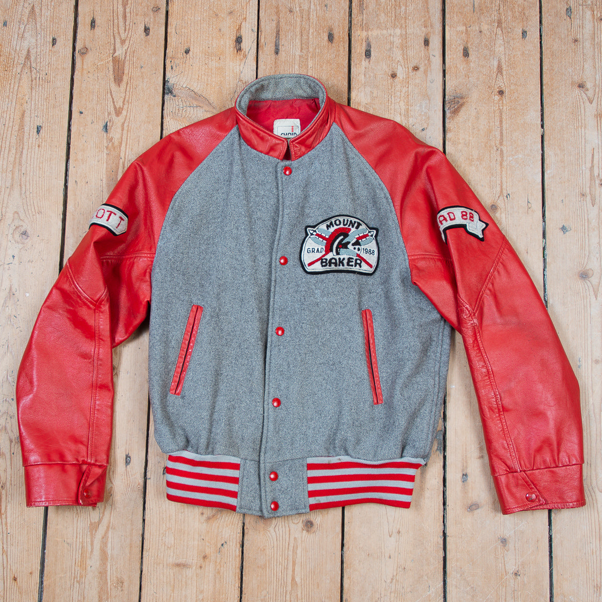 Mount Baker College Jacket