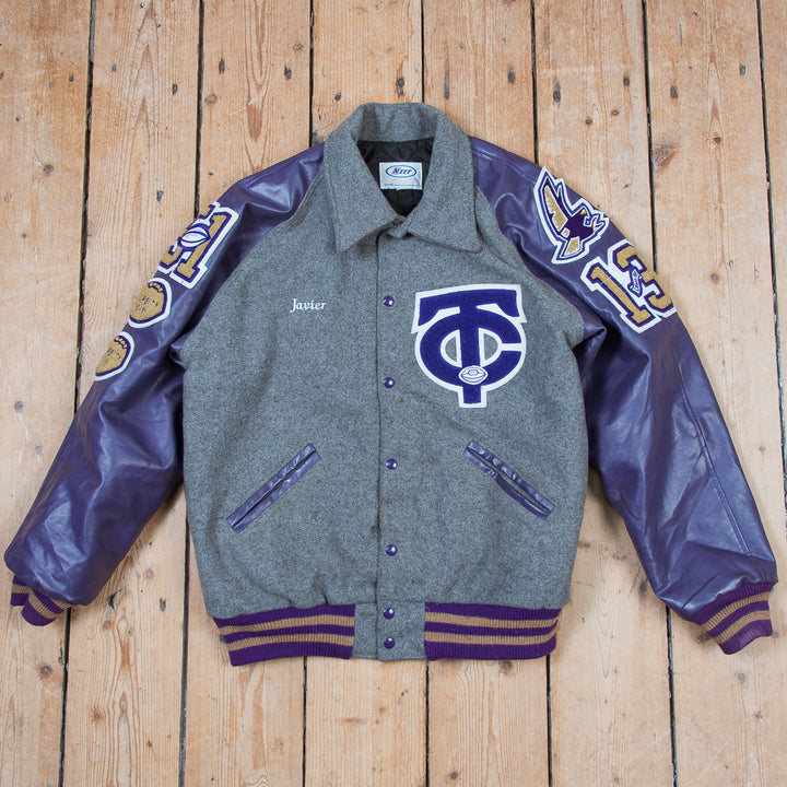 Falcons Varsity Jacket