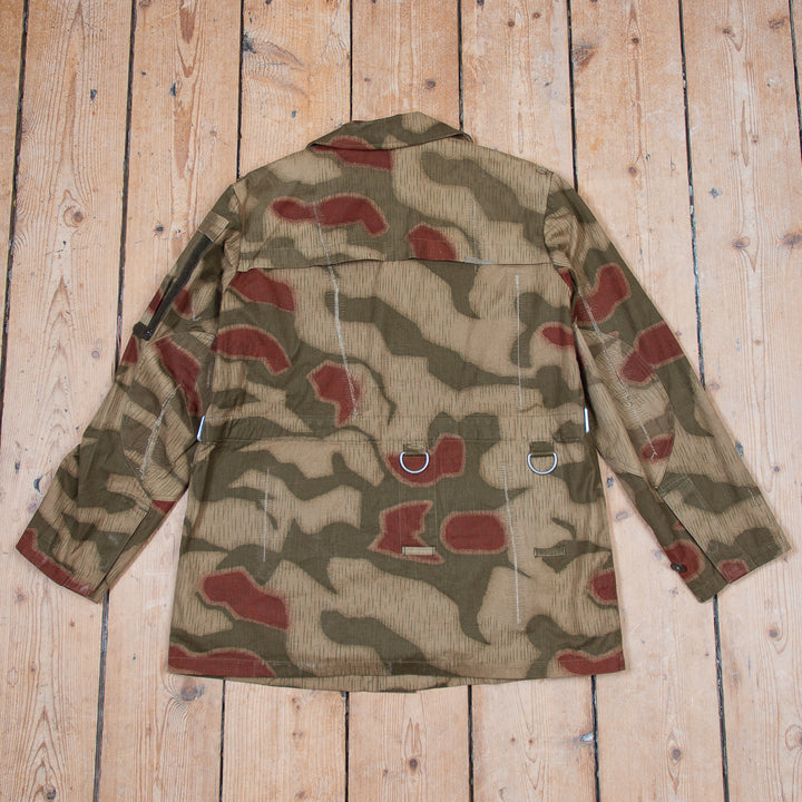 Swamp Camo Border Patrol Jacket