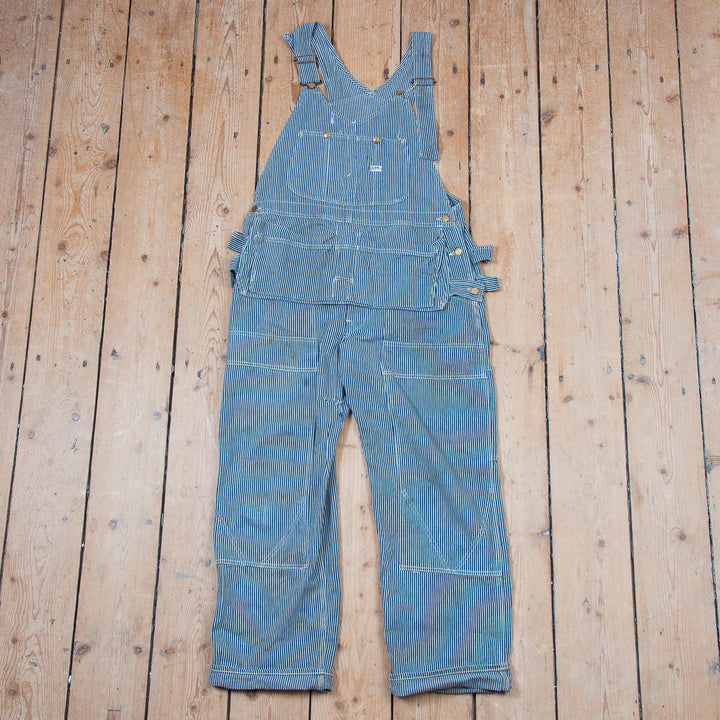 Lee Hickory Striped Coverall