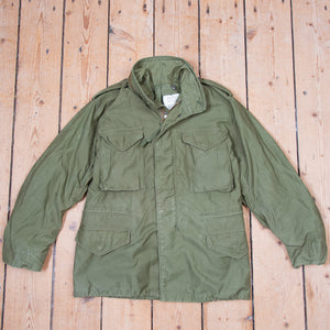 M-65 Field Jacket by Alpha Industries