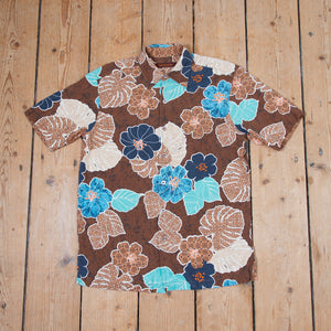 Tori Richards Silk Hawaii Shirt