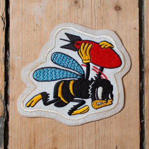 23rd Bombardment Squadron Patch